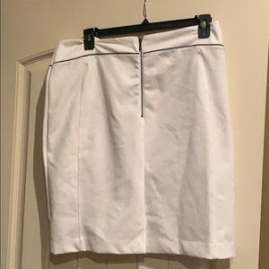 New York & Company Skirts - Ivory Skirt